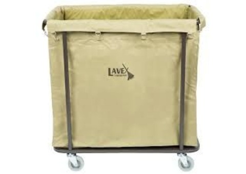 commercial laundry cart