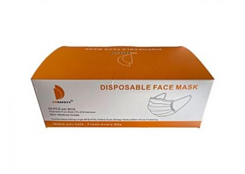 Disposable protective masks